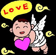 ハート天使